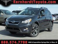 We are happy to offer you this 1-OWNER 2015 SUBARU XV