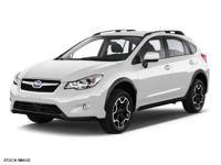 *New Arrival* *CarFax 1-Owner* This 2015 Subaru XV