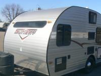 2015 Sunset Park RV Sunray 149Gross Vehicle Weight