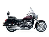 The Suzuki Boulevard C50T is crafted specifically with