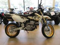 2015 Suzuki DR-Z400SM WE ARE OUT TO BE the # 1 SUZUKI