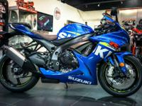 The reason - each GSX-R is developed with: an advanced