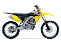 2015 Suzuki RM-Z250 the 2015 RM-Z250 contains all the