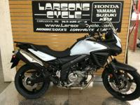 Motorcycles Dual Purpose 195 PSN . 2015 Suzuki V-Strom