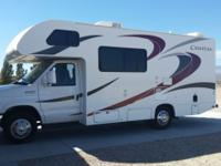 Rv is like new. Low mileage of 4300. Only used a few