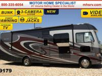 MSRP $120 461. 2015 Thor Motor Coach A.C.E. It Combines