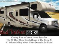 New 2015 Thor Motor Coach Chateau Class C RV. Design