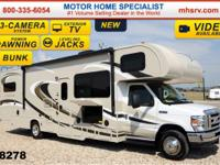 WHY PAY MORE ... the Chateau 31E Class C RV has an