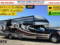 ft. 2015 Thor Motor Coach Chateau Super C 35SF Bath &
