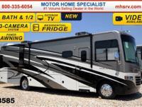 2015 Thor Motor Coach Miramar 34.1 Bath & & 1/2