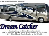2015 Thor Motor Coach Outlaw Residence Edition 38RE