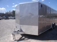 (989) 607-4841 ext.135 8.5' x 21' Enclosed Auto Hauler