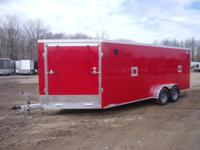 (989) 607-4841 ext.313 7' x 23' Enclosed All Aluminum