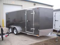 (989) 607-4841 ext.242 7' x 18' Enclosed All Aluminum