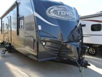 2015 TORQUE 290 BY HEARTLAND 10' GARAGE ONBOARD