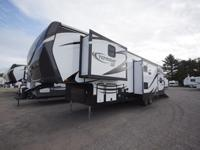 2015 Torque TQ321The 2015 Torque 321 is a fifth wheel