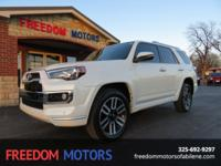 This 1-Owner 2015 Toyota 4Runner Limited 4x4 is REALLY
