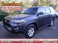 New Arrival! THIS 4RUNNER IS CERTIFIED! CARFAX ONE