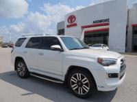 2015 Toyota 4Runner CARFAX One-Owner. Clean CARFAX.