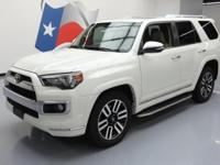 2015 Toyota 4Runner with 4.0L V6 EFI Engine,Automatic