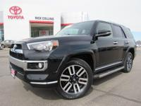 This 2015 Toyota 4Runner comes with heated and cooled