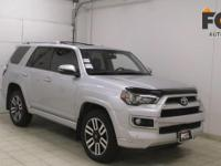 This 2015 Toyota 4Runner Limited is offered to you for