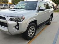 Check out this gently-used 2015 Toyota 4Runner we