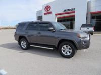 Recent Arrival! 2015 Toyota 4Runner Clean CARFAX.