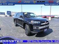 2015 Toyota 4Runner Limited 4WD, Leather. Reviews: *