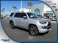 Recent Arrival! CARFAX One-Owner. Clean CARFAX. 4WD.