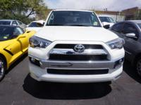 2015 Toyota 4Runner Limited4WD. Clean CARFAX.Reviews: *