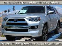 This used 2015 Toyota 4Runner in SCOTTSDALE, ARIZONA is