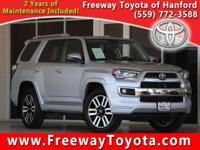 CARFAX One-Owner. Clean CARFAX. 2015 Toyota 4Runner 4WD