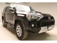 This 2015 Toyota 4Runner Limited 4x4 with only 35,798