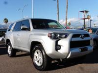 Options:  2015 Toyota 4Runner Rwd 4Dr V6 Sr5 Premium
