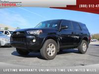 2015 Toyota 4Runner SR5 V6, *** 1 FLORIDA OWNER ***