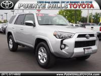 *ONE AT THIS PRICE*. 3rd row seating !! 4Runner SR5,