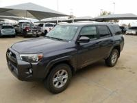 We are excited to offer this 2015 Toyota 4Runner. When