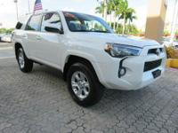 Options:  2015 Toyota 4Runner Sr5 4X4 4Dr Suv|White|The