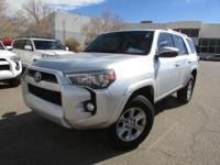 Options:  2015 Toyota 4Runner Sr5|4X4 Sr5 4Dr Suv|If