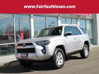 JUST ARRIVED * ONE OWNER * CLEAN CAR FAX * 2015 4RUNNER