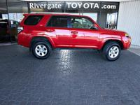 This outstanding example of a 2015 Toyota 4Runner SR5