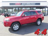 Tried-and-true, this Used 2015 Toyota 4Runner SR5 packs