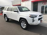 Options:  2015 Toyota 4Runner Sr5 Put Down The Mouse