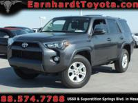 We are pleased to offer you this 1-OWNER 2015 TOYOTA