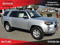 Check out this 2015 Toyota 4Runner SR5. Its Automatic