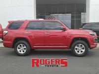 The 4Runner has a V6, 4.0L high output engine. It has a