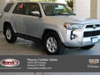 This 2015 Toyota 4Runner SR5 comes complete with