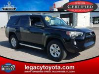 CARFAX One-Owner. Certified. New Price! TOYOTA