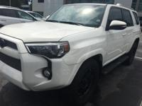 We are excited to offer this 2015 Toyota 4Runner. Your